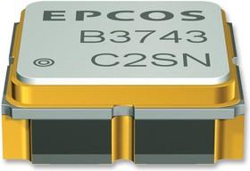 Фото 1/2 B39921B3588U410, ПАВ-фильтр, RF, 915 МГц, 902MHz to 928MHz, Приемники Дистанционного Управления, 6 вывод(-ов), SMD