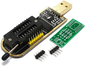 USB программатор MinProgramment CH341A PRO EEPROM памяти для БИОС