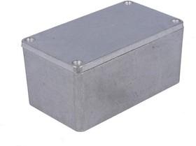 G111, Корпус для РЭА 115х65х55 мм, металл, герметичный