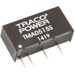 TMA 0505S, Module DC-DC 5VIN 1-OUT 5V 0.2A 1W 4-Pin SIP