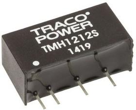 TMH 1205S, DC/DC преобразователь, 2Вт, вход 10.8-13.2В, выход 5В/400мА