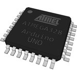 ATmega328P-AU with bootloader Arduino UNO, Микроконтроллер с предустановленным загрузчиком Arduino UNO