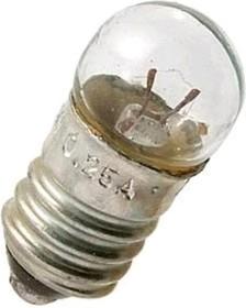 МН6.3-0.3, Лампа накаливания (6.3В, 0.3А), цоколь Е10/13