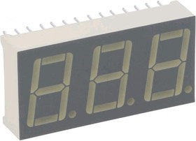 BA56-11GWA, Индикатор зеленый ОА, 10.5мКд 14.2мм 3х7