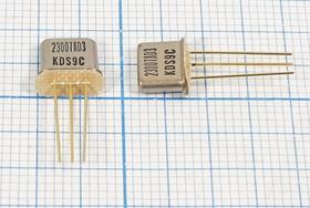 Фильтр кварцевый 23.05МГц 2-го порядка, с полосой 7.5кГц, ф 23050 \пол\ 7,5/3\UM5-3\3P\ 23007AD3\2пор\KDS