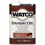 """Масло """"Датское"""" WATCO тонирующее защитное ,цвет: натуральный 65751"""