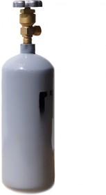 Фото 1/3 Баллон высокого давления для газов 5 литров, серый X6053189