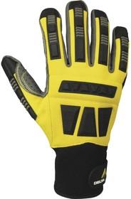 Фото 1/9 Перчатки VV900 EOS желтого цвета, размер 9 VV900JA09