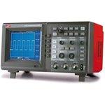 UTD4102C, Осциллограф цифровой, 2 канала х 100МГц, USB ...