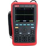 UTD1062C, Осциллограф цифровой портативный, 2 канала x 60МГц