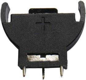 KLS5-CR2032-04, Вертикальный батарейный отсек для CR2032
