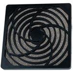 K-PF12, Фильтр для вентилятора (пластик) 120х120мм