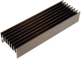 HS 107-100, Радиатор 100х32х17 мм, 13 дюйм*градус/Вт