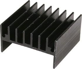 HS 107-30, Радиатор 30х32х17 мм, 13 дюйм*градус/Вт