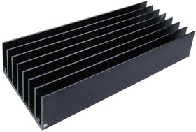 Фото 1/2 HS 117-100, Радиатор 100х43х20 мм, 7.1 дюйм*градус/Вт