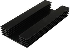 HS 151-150, Радиатор 150х70х20 мм, 6.1 дюйм*градус/Вт