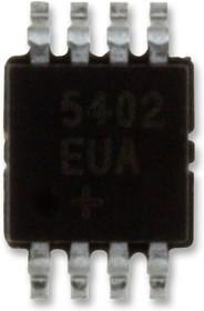 MAX708CUA+, MPU Supervisor, 1V-5.5V supply, Active-High/Low, Push-Pull reset, 0.2s delay/4.4V threshold, µMAX-8