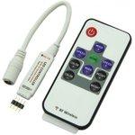 SR-RGB-3CH-SlIM-RF, Контроллер RGB для светодиодной ленты с ...