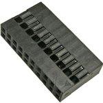 BLD-20 (DS1071-2x10), Гнездо на кабель 2х10 с контактами 2.54мм