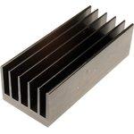HS 184-100, Радиатор 100х41х30 мм, 5.1 дюйм*градус/Вт