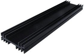 HS 207-150, Радиатор 150х35х10 мм, 13 дюйм*градус/Вт