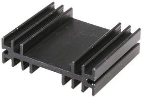 HS 207-30, Радиатор 30х35х10 мм, 13 дюйм*градус/Вт