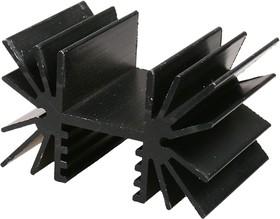 HS 211-30, Радиатор 30х41.7х24.7 мм, 7.1 дюйм*градус/Вт