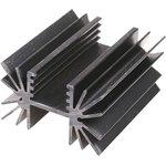 HS 211-50, Радиатор 50х41.7х24.7 мм, 7.1 дюйм*градус/Вт