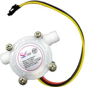 Фото 1/2 G1/4 Water Flow Sensor, Датчик расхода воды