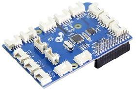 Фото 1/3 GrovePi+, Плата для подключения модулей серии Grove к Raspberry Pi B/B+/A+/2