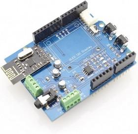 Фото 1/6 Energy Monitor Shield V2, Плата расширения для построения системы мониторинга энергии с приемопередатчик NRF24L01+