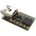 IOMATE-USB1, Преобразователь интерфейсов для подключения микроконтроллеров и ПЛИС к шине USB(замена LITTLEUSB V2)