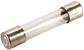 189000.1,6; 1.6 А, 250 В, 6.3х32 мм, F, Предохранитель стеклянный быстродействующий
