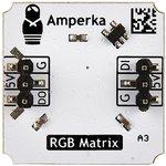 Фото 3/5 Troyka-RGB Led 4x4, Светодиодная RGB матрица 4×4 [на основе LEDs SK6812]