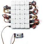 Фото 4/5 Troyka-RGB Led 4x4, Светодиодная RGB матрица 4×4 [на основе LEDs SK6812]
