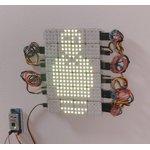 Фото 5/5 Troyka-RGB Led 4x4, Светодиодная RGB матрица 4×4 [на основе LEDs SK6812]