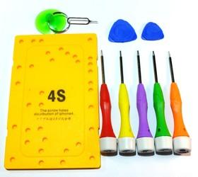 EL-8006, Набор инструментов для вскрытия и ремонта сотовых телефонов,смартфонов, iPhone