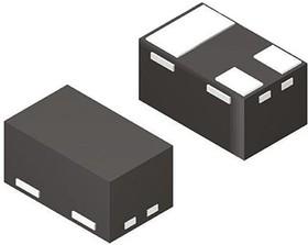 MMBT2222ALP4-7B, Trans GP BJT NPN 40V 0.6A 1000mW 3-Pin X2-DFN T/R
