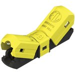 MCI003141S, WIRE CONNECTOR, 16-14AWG, I TYPE, YELLOW