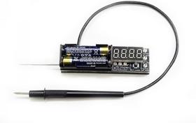 BM8032, Универсальный щуп-измеритель (RLC метр), ESR электролитических конденсаторов
