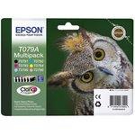 Набор картриджей EPSON C13T079A4A10 многоцветный