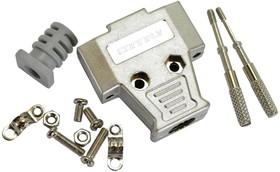 DS1047-15, Корпус к разъему 15 pin металл (длинный винт)