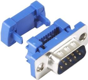 Фото 1/2 DI- 9M (DS1036-09M), Вилка 9 pin на шлейф