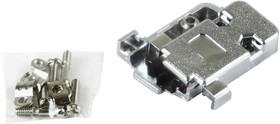 Фото 1/4 DN- 9C (DS1046-09 C1S), Корпус к 9 pin, металлизированный