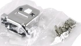 Фото 1/2 DN-15C (DS1046-15 C1S), Корпус к 15 pin, металлизированный
