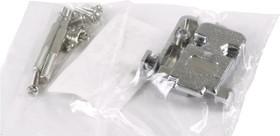 DNT-9C (DS1046-09 C1L), Корпус к 9pin, с удлиненными винтами, металлизированный