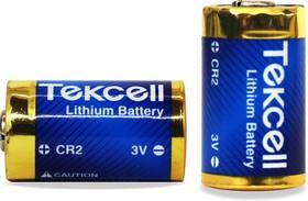 CR2, Элемент питания литиевый для фото (1шт) 3В