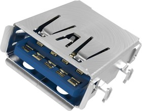 1932847-3, Connector Type:USB 3.0 A