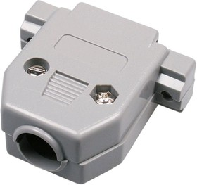 Фото 1/2 DP-15C (DS1045-15-A-P-1-S), Корпус к разъему 15 pin, разъем