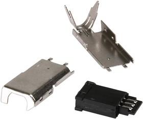 IEEE 1394 (DS1106), Вилка 6pin на кабель